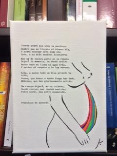 Libro Colgado